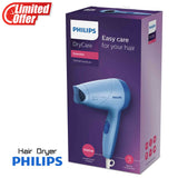 Philips HP8142/00 Hair Dryer (Blue)