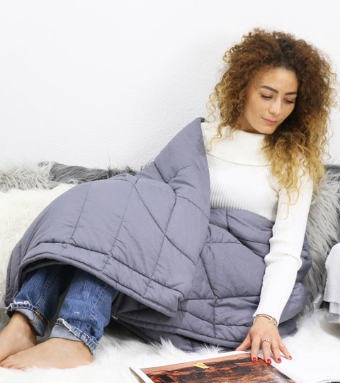 Weighted Blanket for Adults - The Definitive Guide