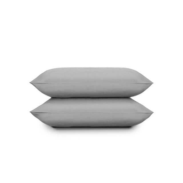 Alpha™ Silver Pillow Cases 2.0