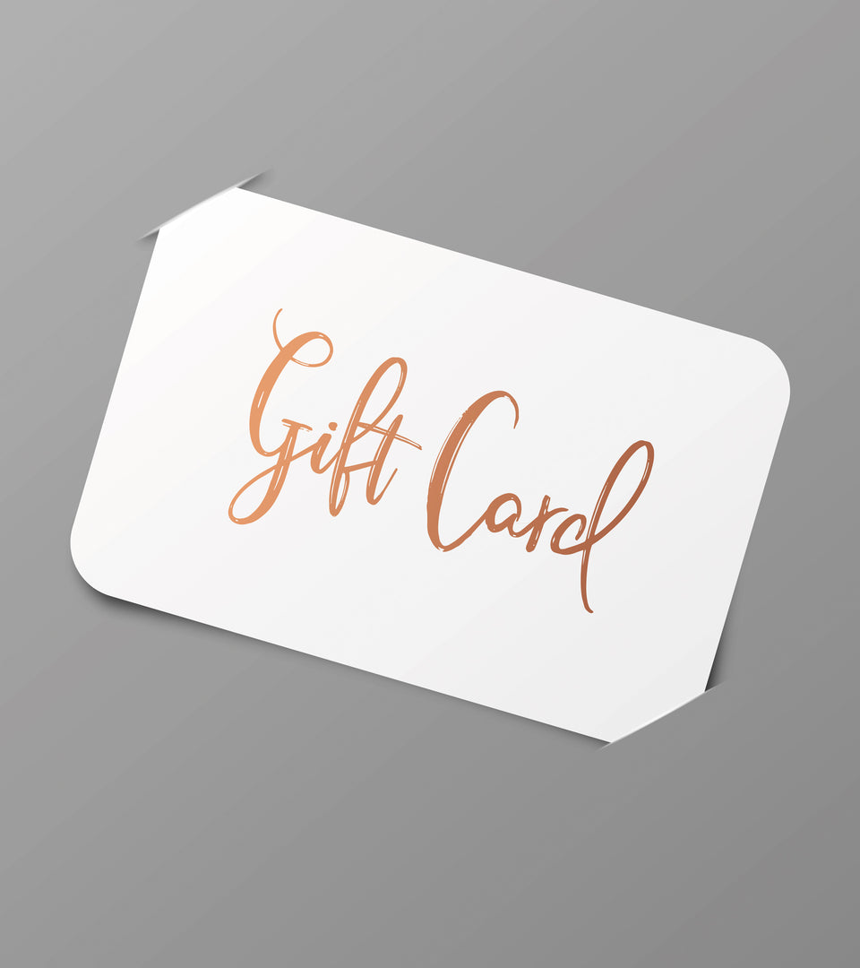Sleepy Gift Card