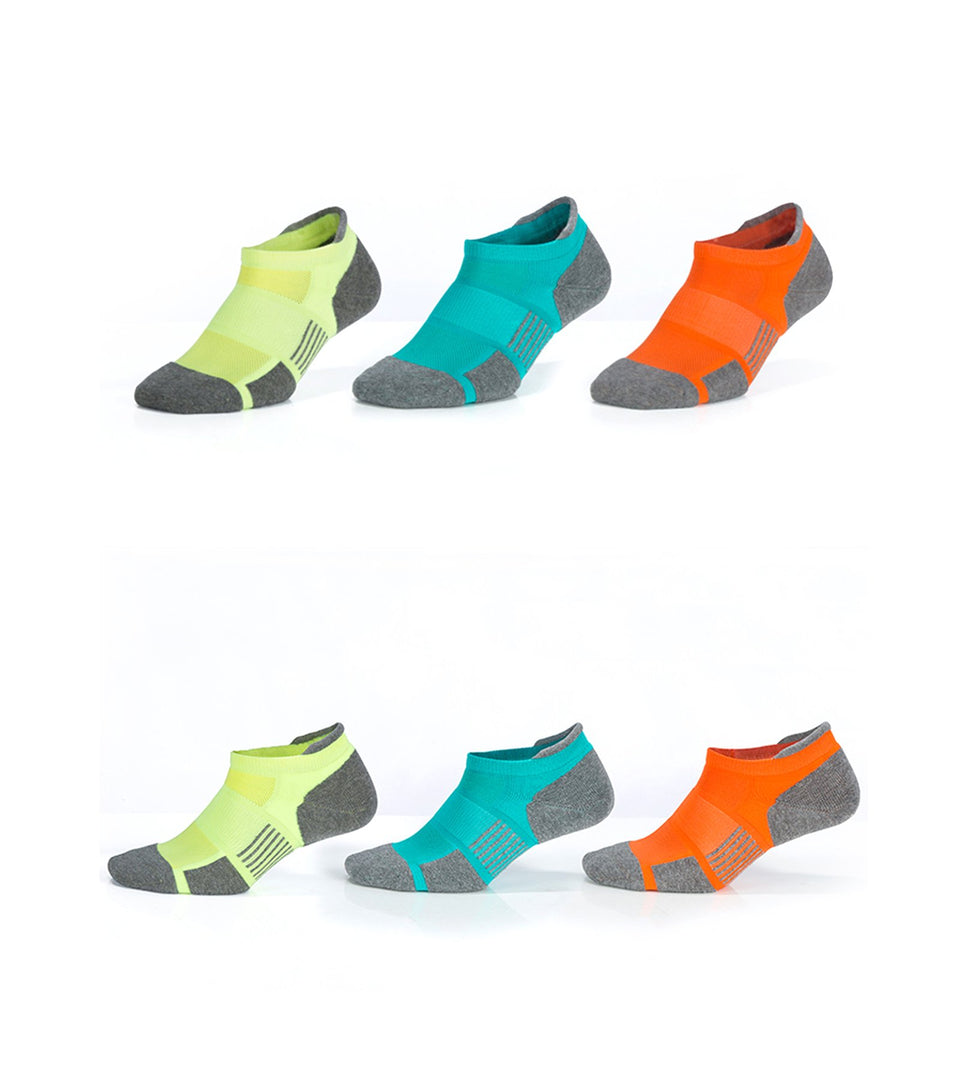 Rev™ Lime Green (3 Pairs)