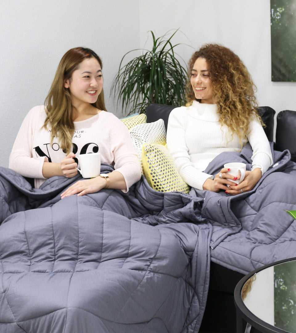 Double Alpha™  Weighted Blanket