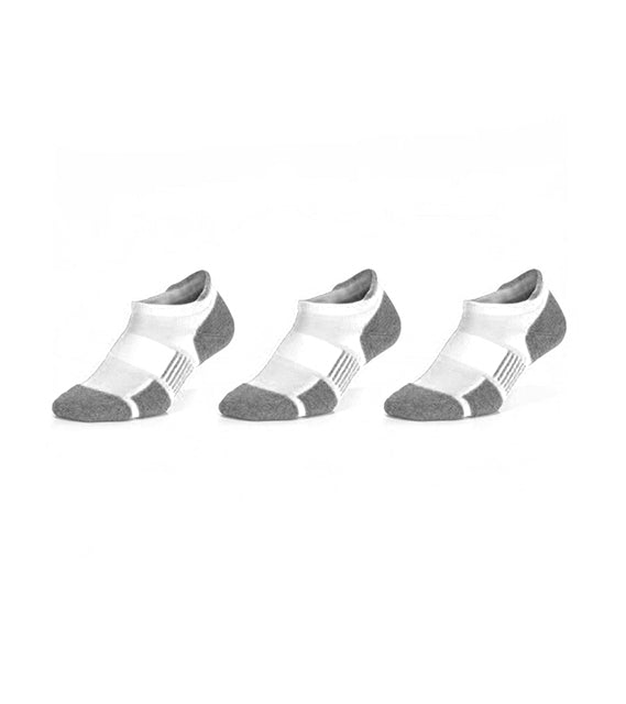 Rev™ Pure White (3 Pairs)