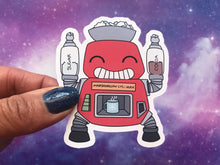Cocoabot 3000 Sticker