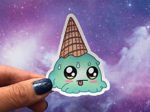 Icey Creem Sticker