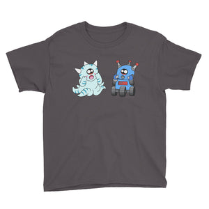 Squiblu & Blubot Kids T-Shirt