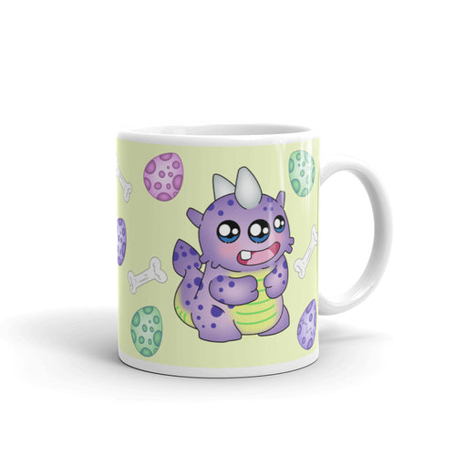 Dino Monster Mug - 11oz