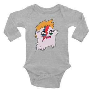 Bowie Monster Long Sleeve Bodysuit