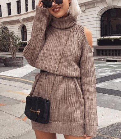 Cold Shoulders | Sweater