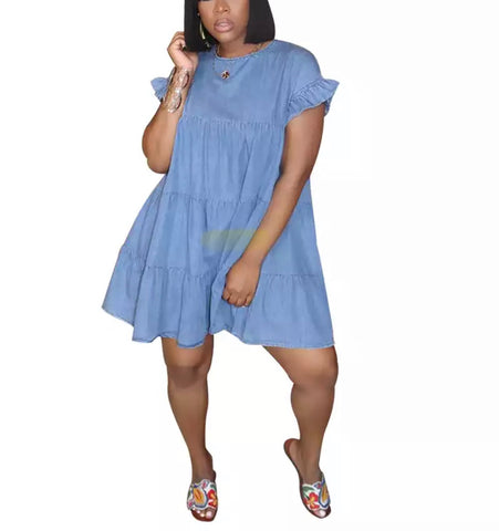 Denim Doll | Dress
