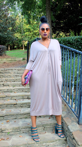 Miss Nonchalant | Dress