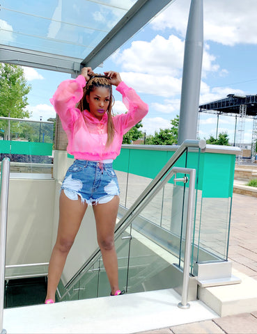 Hot Pink Sporty Chic | Tip