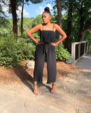 Late Nights | Pleated Jumpsuit