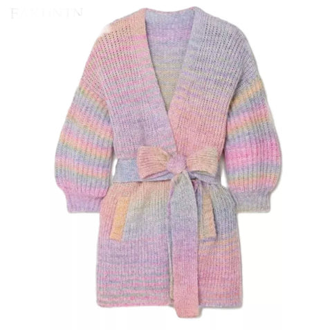 Pastel Baby | Sweater Cardigan