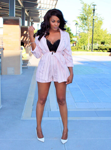 So Bossy | Short Suit