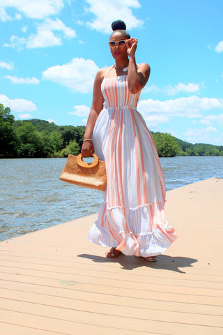 Jazz in the Gardens | Maxi Dress