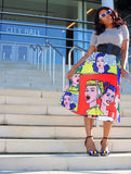 ROTFL | Pleated Skirt