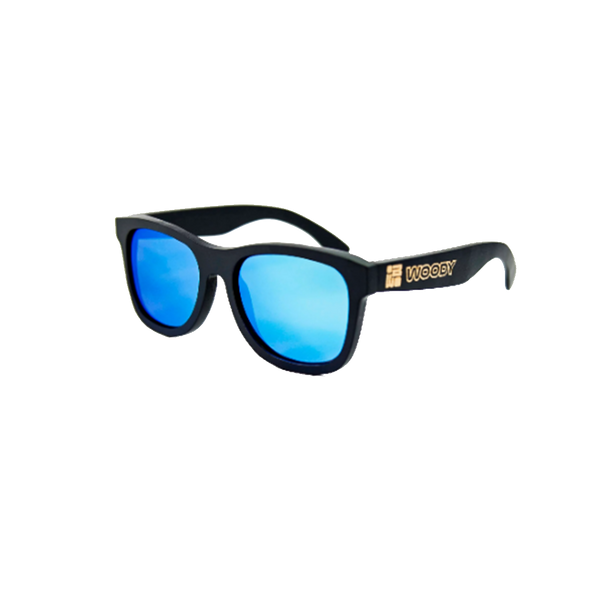 Classic Wayfarer Unisex Sunglasses That Are Eco-Friendly, Made With The Best Bamboo Materials Making Them Light, Durable And Floatable. Lenses Are Polarized.
