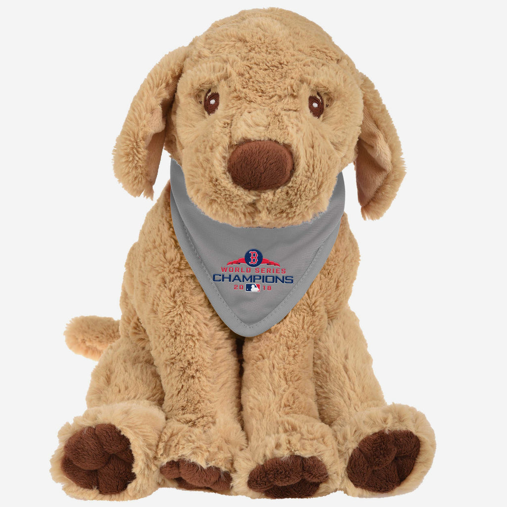 Boston Red Sox 2018 World Series Champions Bandana Puppy FOCO - FOCO.com