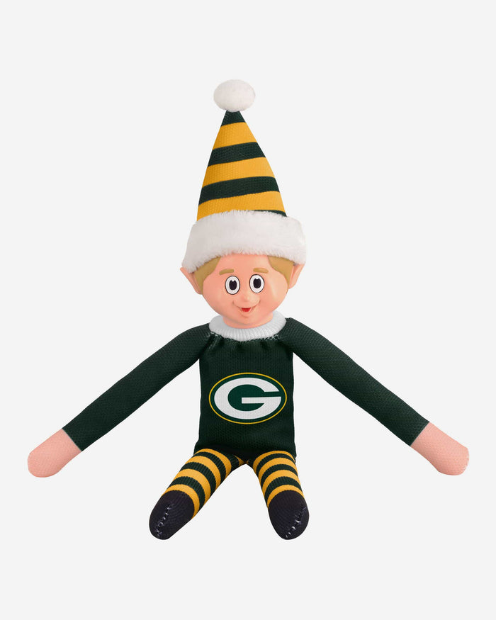 Green Bay Packers Team Elf FOCO - FOCO.com