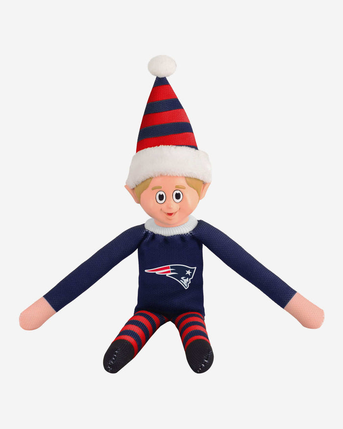 New England Patriots Team Elf FOCO - FOCO.com