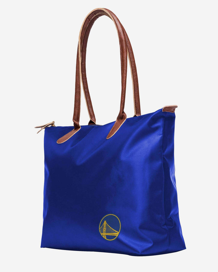 Golden State Warriors Bold Color Tote Bag FOCO - FOCO.com