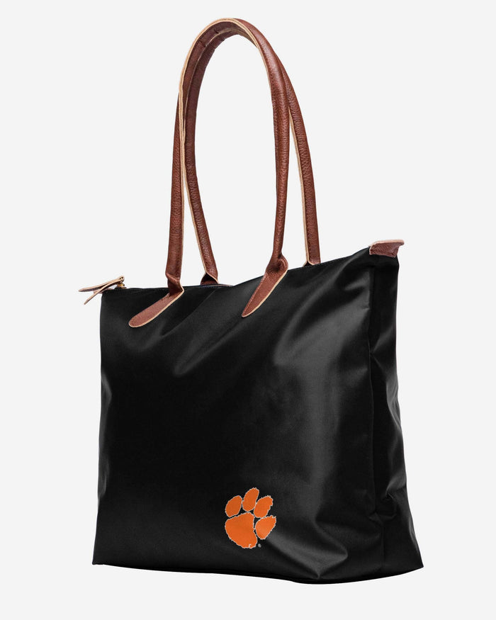 Clemson Tigers Bold Color Tote Bag FOCO - FOCO.com