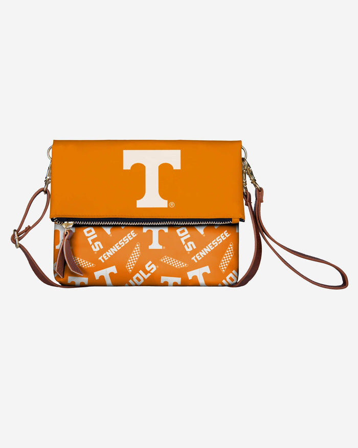 Tennessee Volunteers Printed Collection Foldover Tote Bag FOCO - FOCO.com