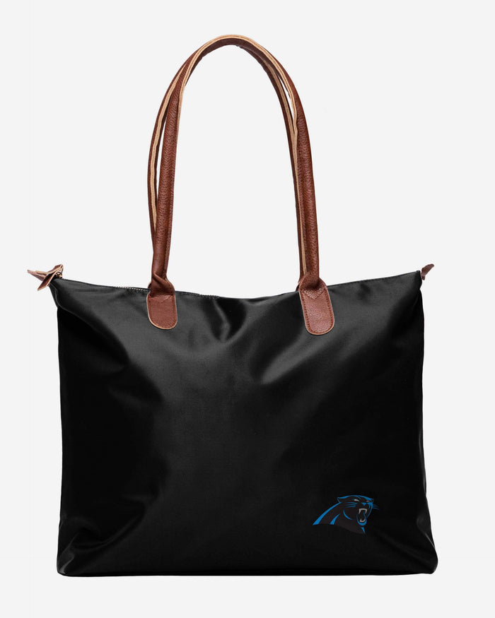 Carolina Panthers Bold Color Tote Bag FOCO - FOCO.com