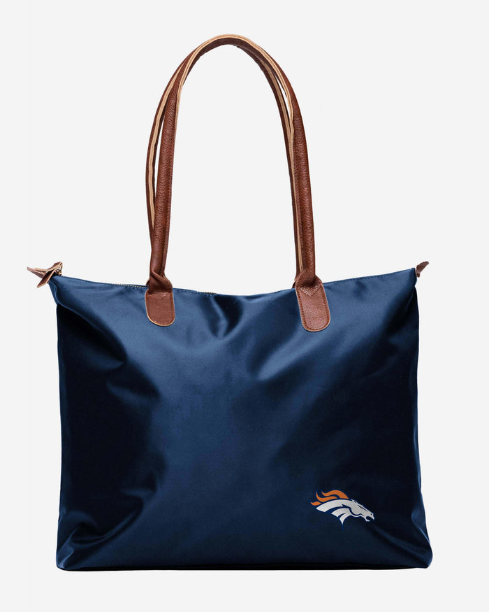 Denver Broncos Bold Color Tote Bag FOCO - FOCO.com