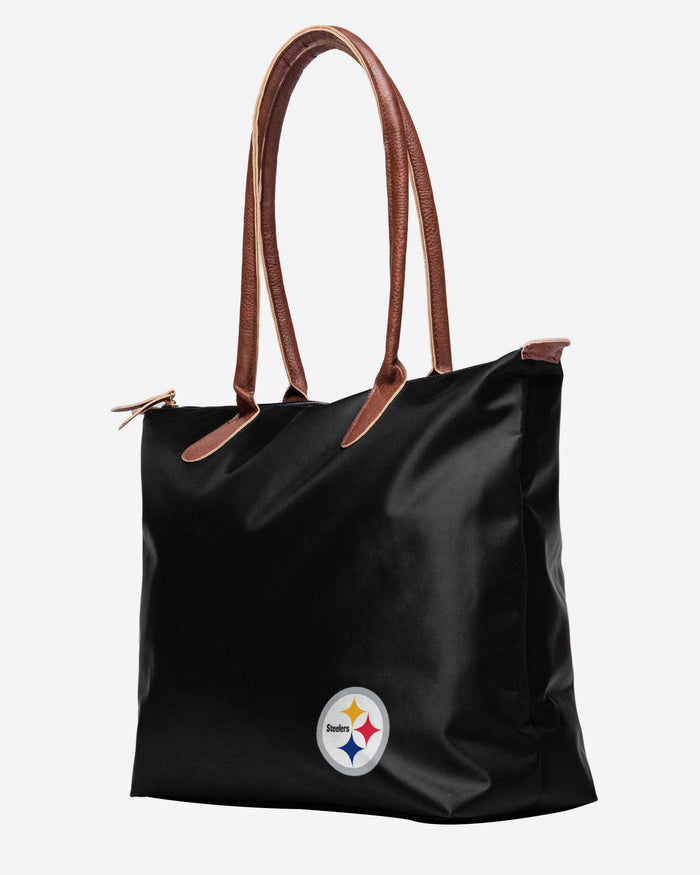 Pittsburgh Steelers Bold Color Tote Bag FOCO - FOCO.com