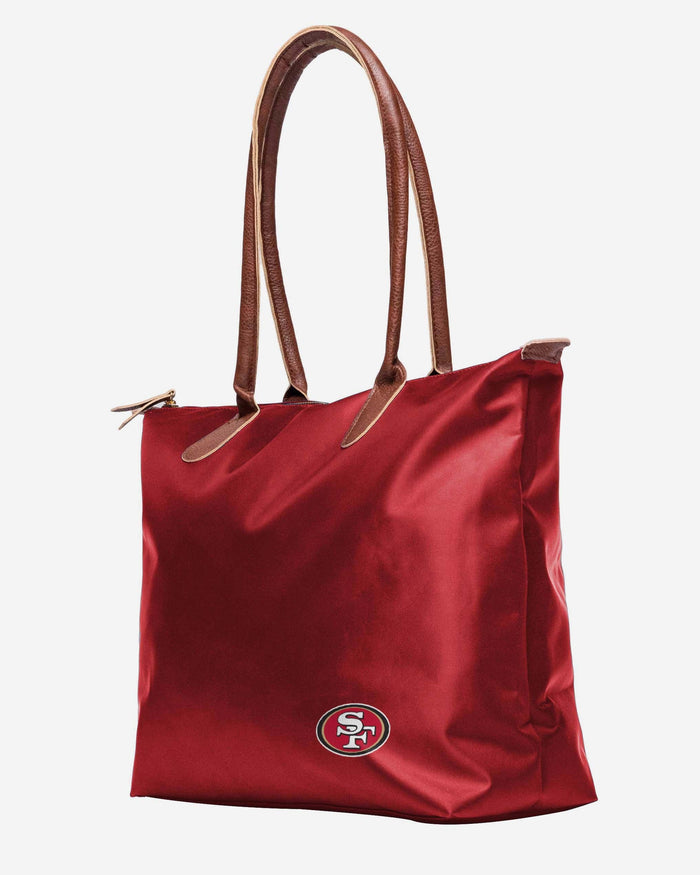 San Francisco 49ers Bold Color Tote Bag FOCO - FOCO.com