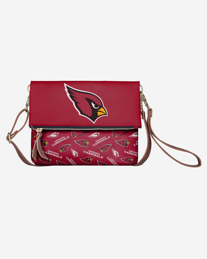 Arizona Cardinals Printed Collection Foldover Tote Bag FOCO - FOCO.com