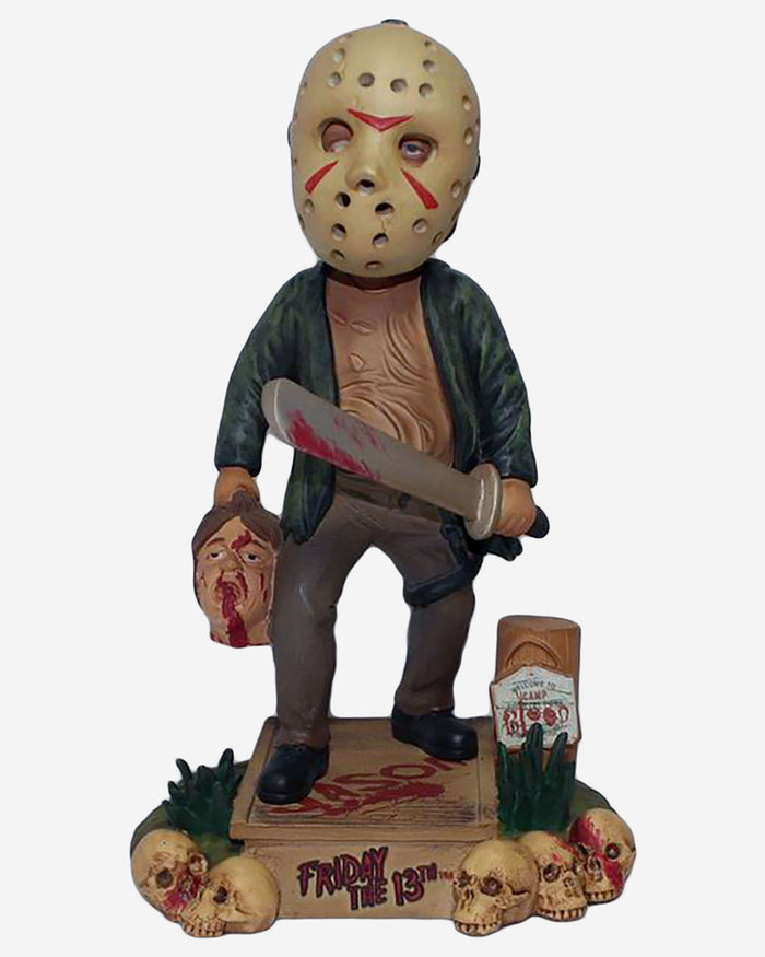 Jason Vorhees Friday the 13th NYCC 2018 Exclusive Bobblehead FOCO - FOCO.com
