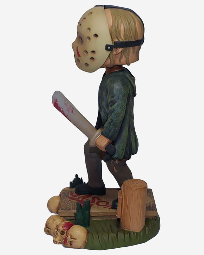 Jason Vorhees Friday the 13th Bobblehead FOCO - FOCO.com