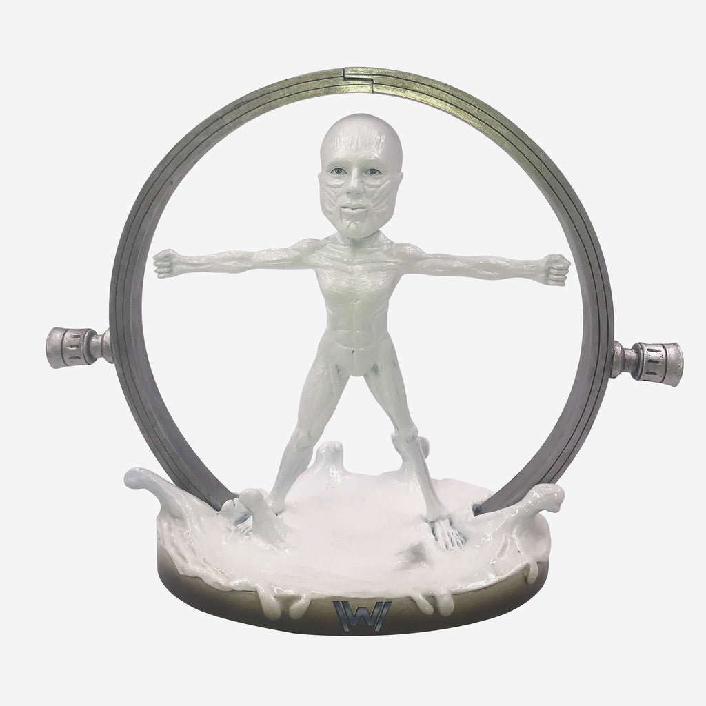 Westworld White Body Bobblehead FOCO - FOCO.com