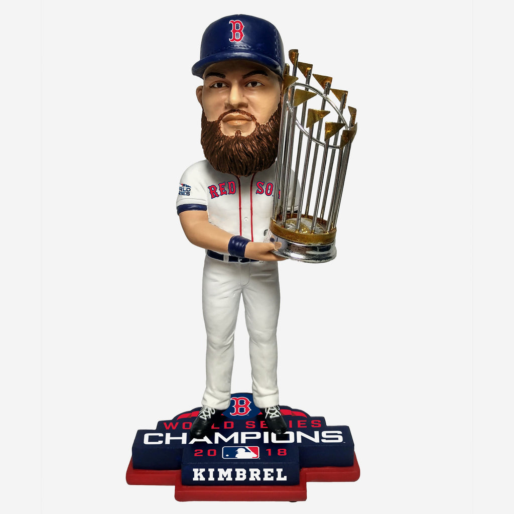 Craig Kimbrel Boston Red Sox 2018 World Series Champions Bobblehead