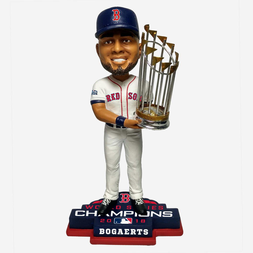 Xander Bogaerts Boston Red Sox 2018 World Series Champions Bobblehead
