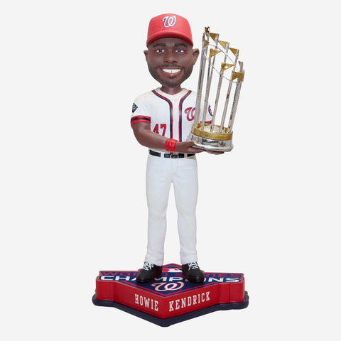 Howie Kendrick Washington Nationals 2019 World Series Champions Bobblehead