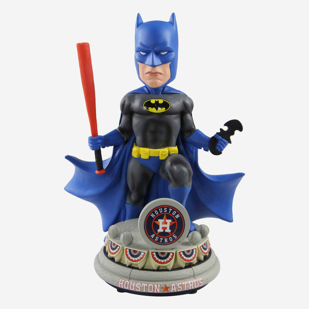Houston Astros DC Comics Batman Bobblehead FOCO - FOCO.com