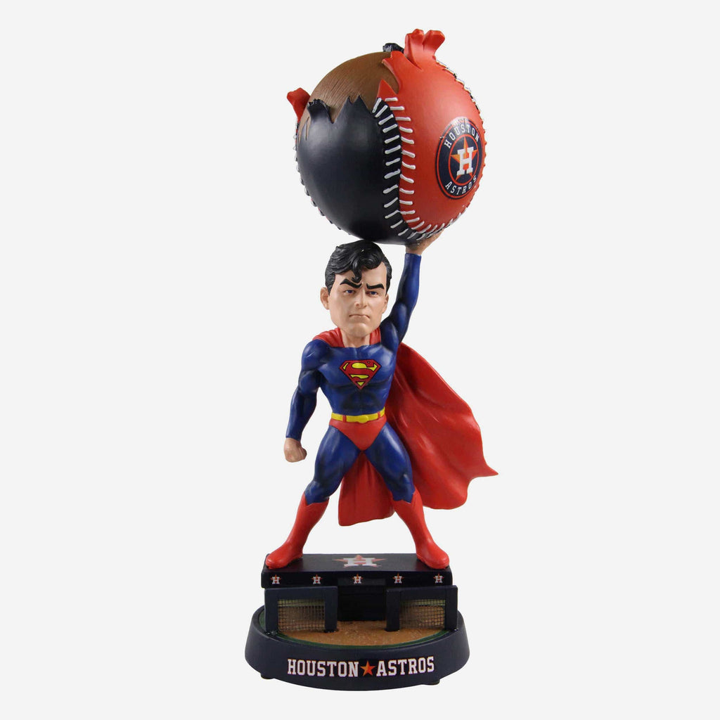 Houston Astros DC Comics Superman Bobblehead FOCO - FOCO.com