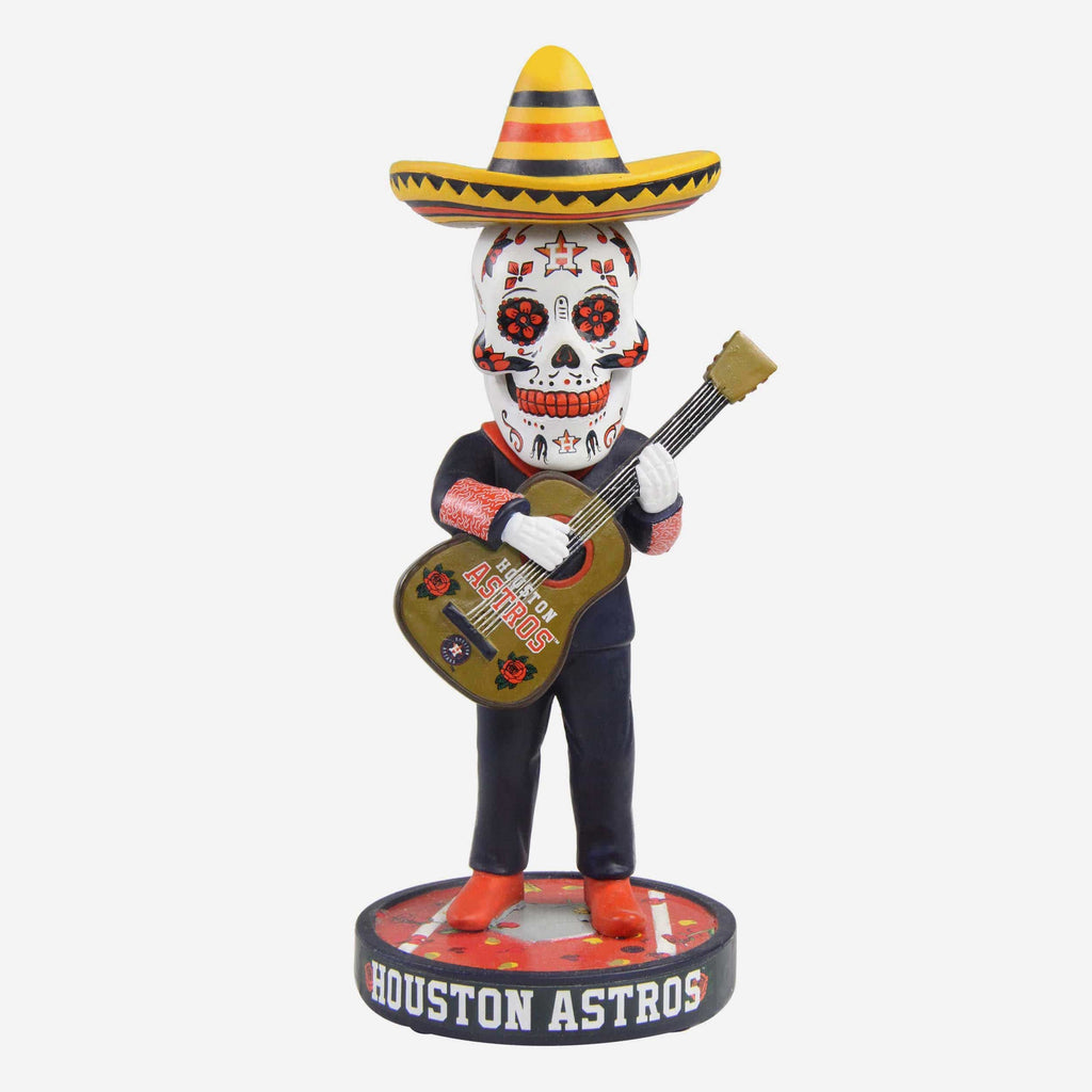 Houston Astros Day Of The Dead Bobblehead FOCO - FOCO.com