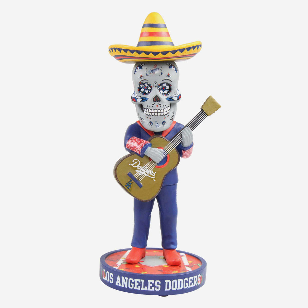 Los Angeles Dodgers Day Of The Dead Bobblehead FOCO - FOCO.com