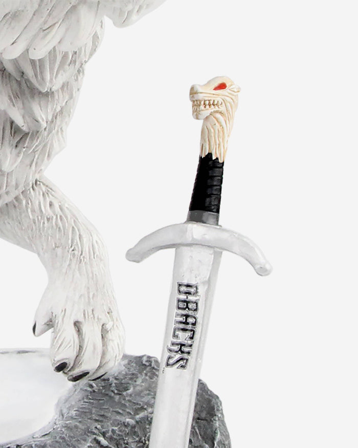 Arizona Diamondbacks Game Of Thrones Direwolf Bobblehead FOCO - FOCO.com