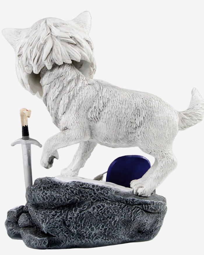 Philadelphia Phillies Game Of Thrones Direwolf Bobblehead FOCO - FOCO.com