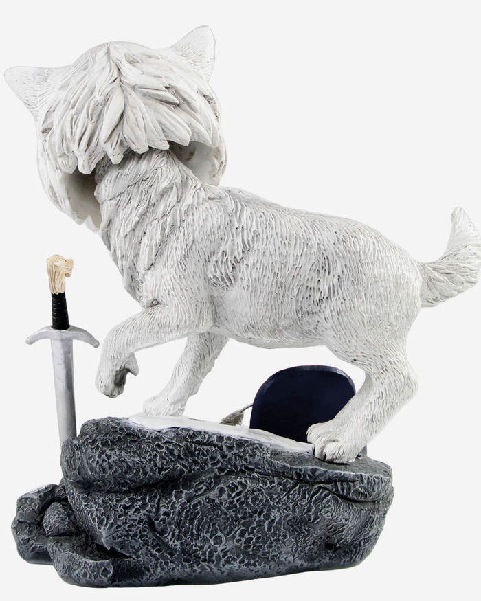 Washington Nationals Game Of Thrones Direwolf Bobblehead FOCO - FOCO.com