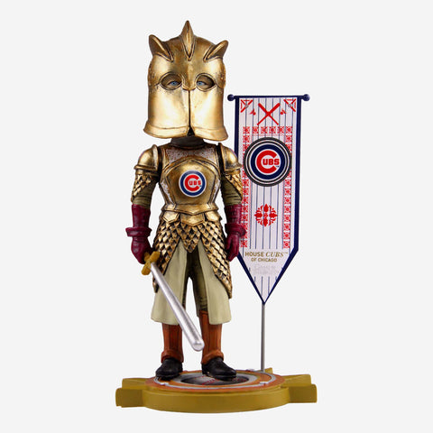 Chicago Cubs Game Of Thrones Kingsguard Bobblehead