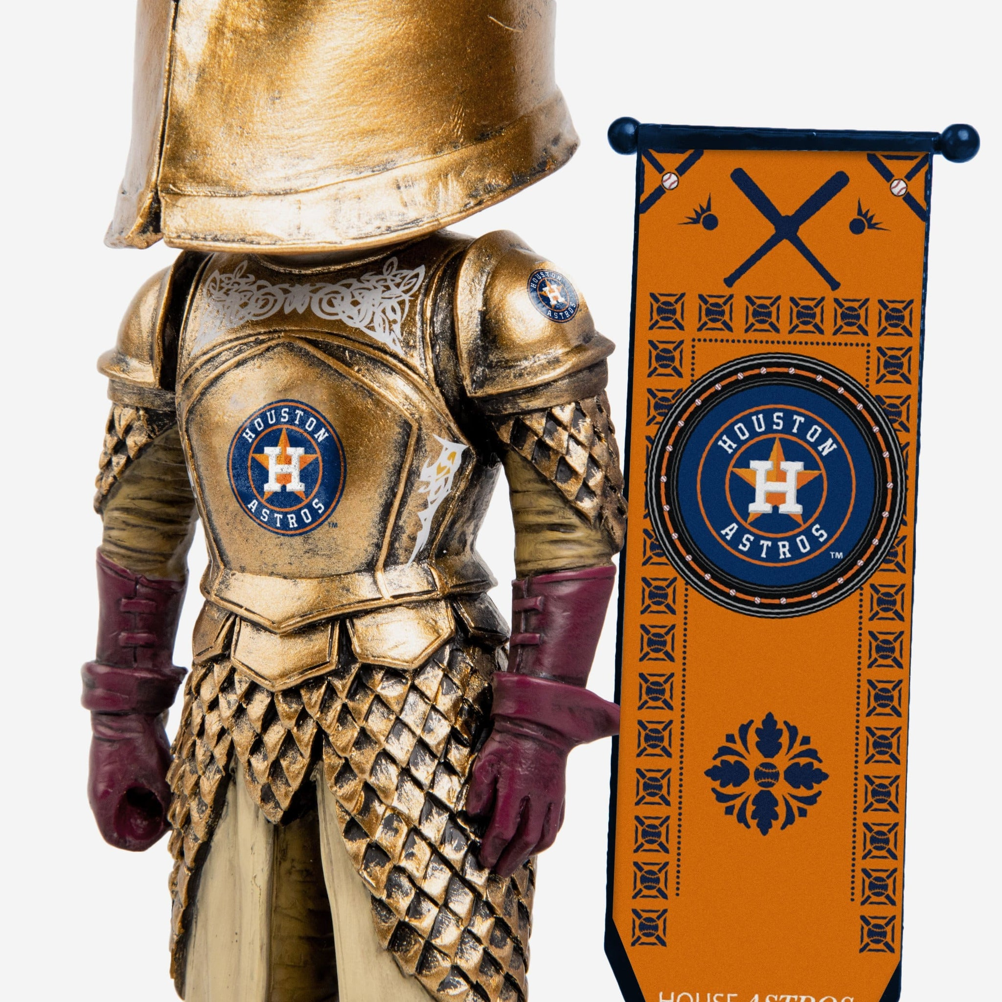 Houston Astros Game Of Thrones Kingsguard Bobblehead FOCO - FOCO.com