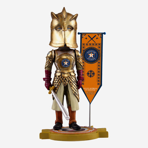 Houston Astros Game Of Thrones Kingsguard Bobblehead
