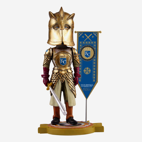 Kansas City Royals Game Of Thrones Kingsguard Bobblehead